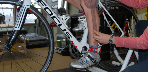 Bike Biomechanics