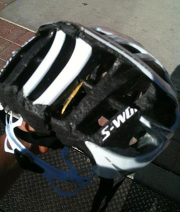 Specialized Prevail helmet