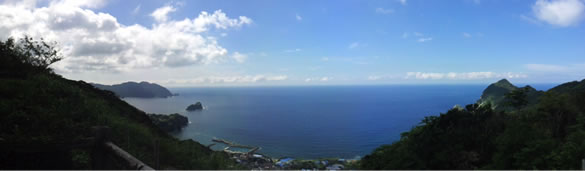 Cycling the Izu Peninsula