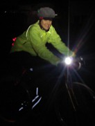 Winter Bike Commuting: See and be seen!