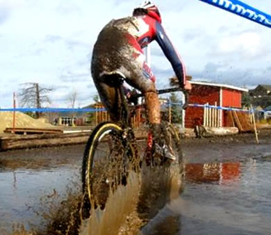 cyclocross mud