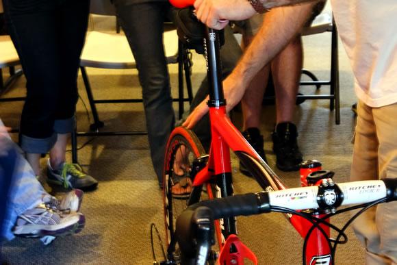BikePT class