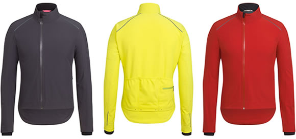 Rapha Men's Classic Winter Jacket (images used by kind permission).
