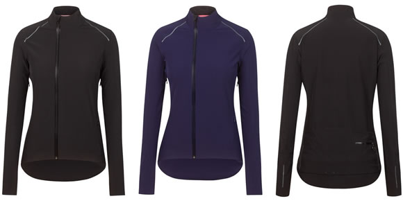Rapha Women's Classic Winter Jacket (images used by kind permission).