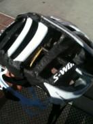 Specialized Prevail: I wear my helmet